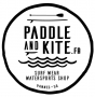 Paddle and Kite